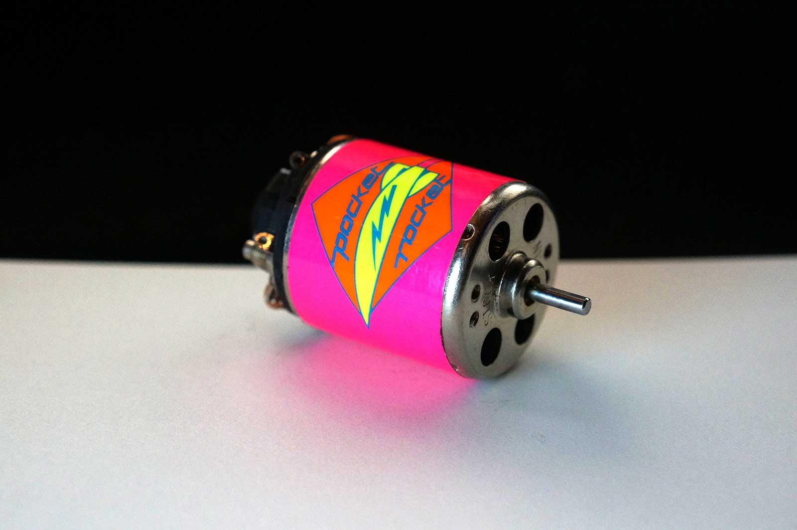 Twister RC Motor Pocket Rocket