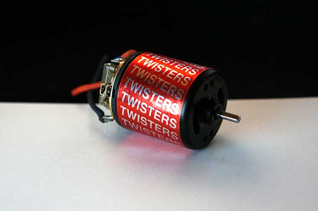 Twister Modified RC Motor Red Label