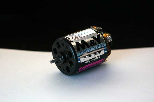 ABC Hobby M&Y RC Motor 240RB Buggy Concept