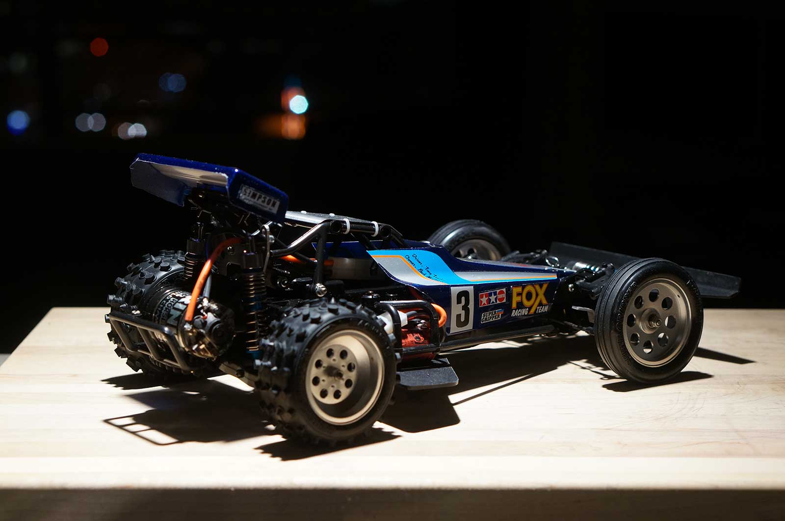 Modified Tamiya The Fox