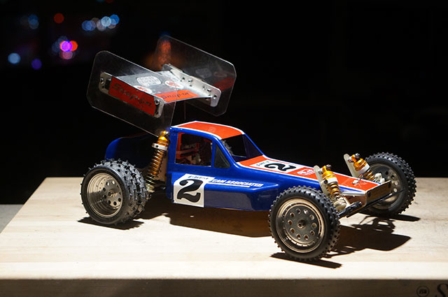 RC10 Hop Up Racer