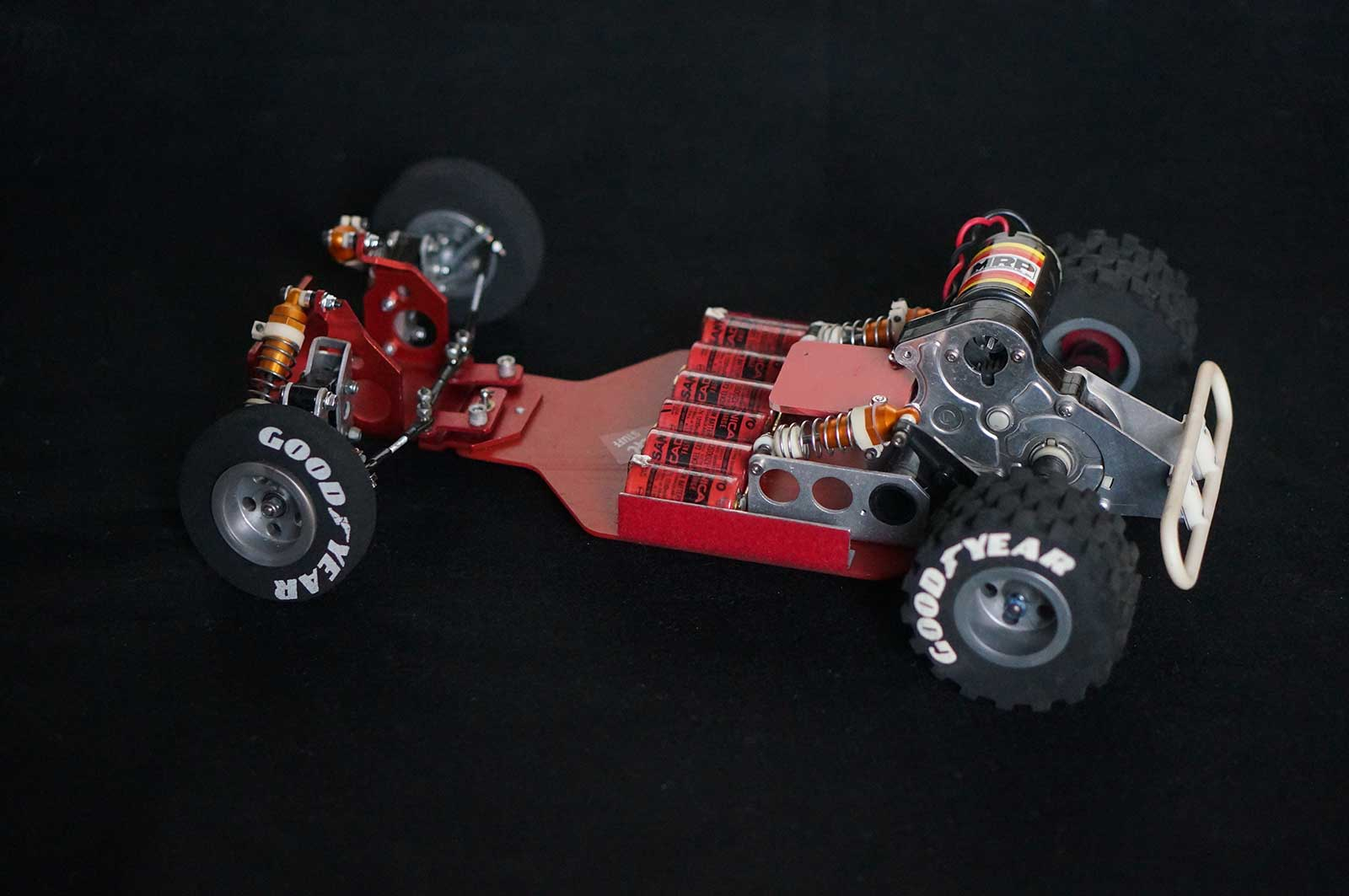 Red Prince - Hot Trick Tamiya Frog