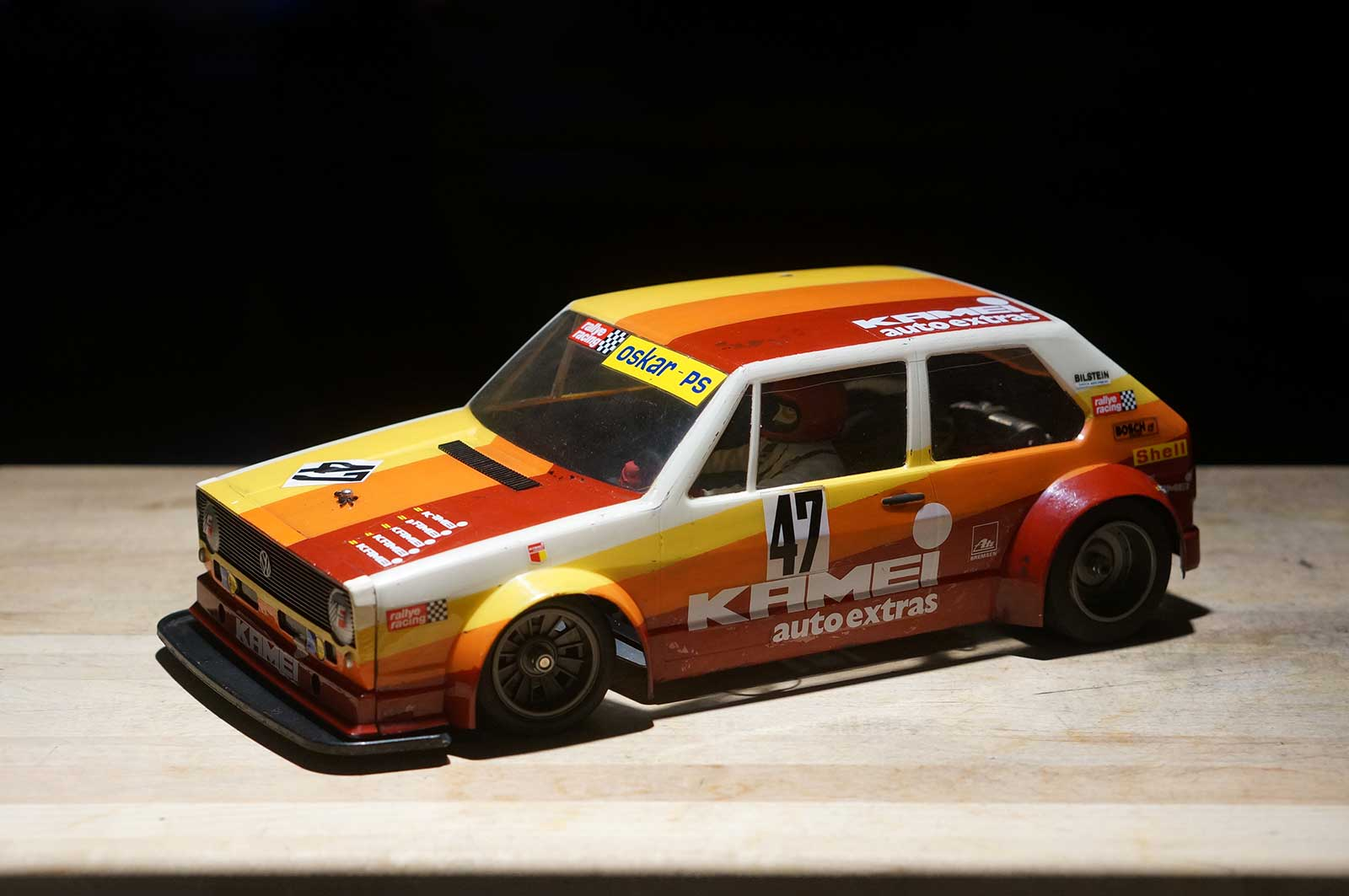 1981 Tamiya Golf Racing Group 2