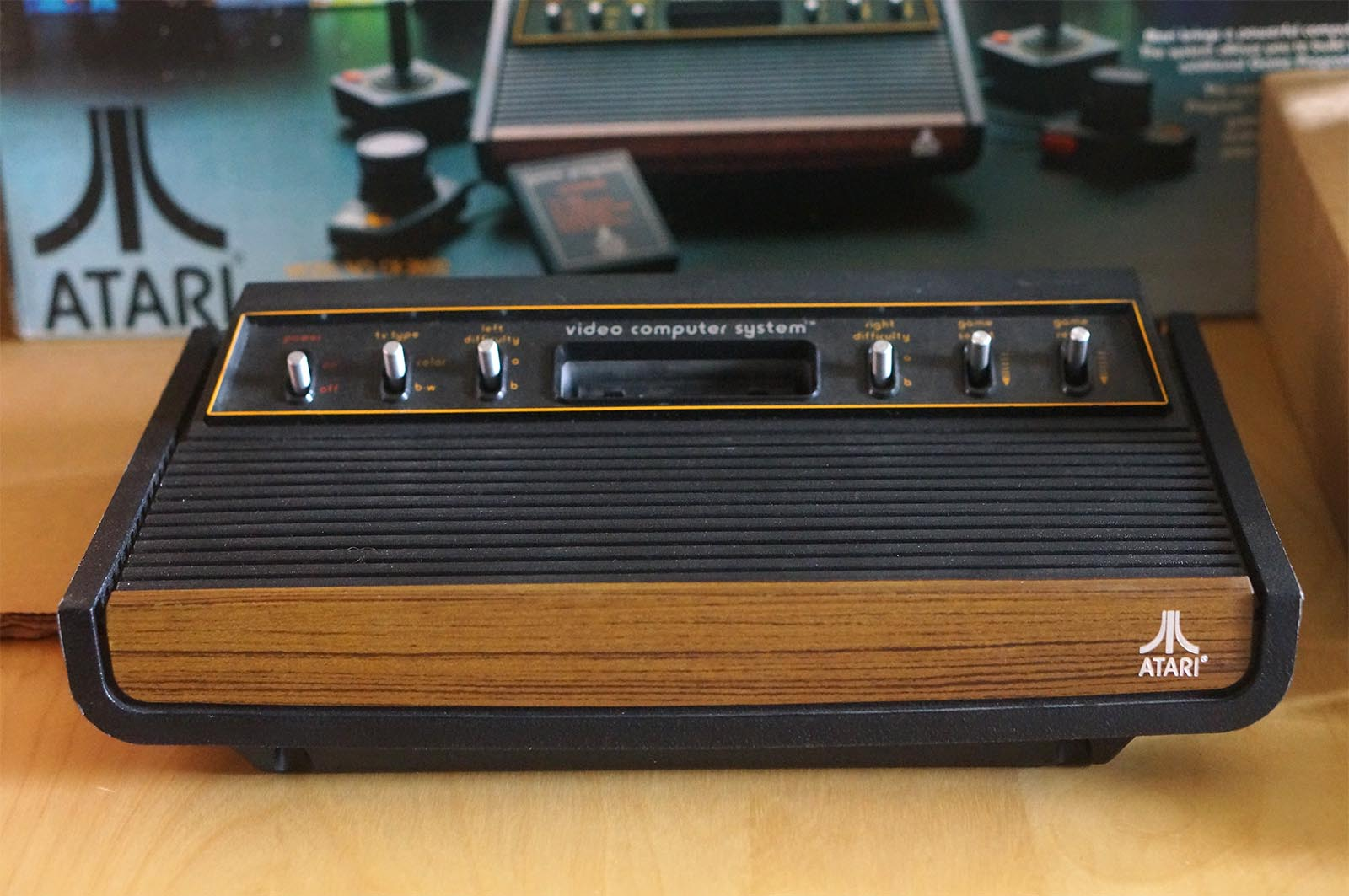 Atari 2600 - Early Production VCS