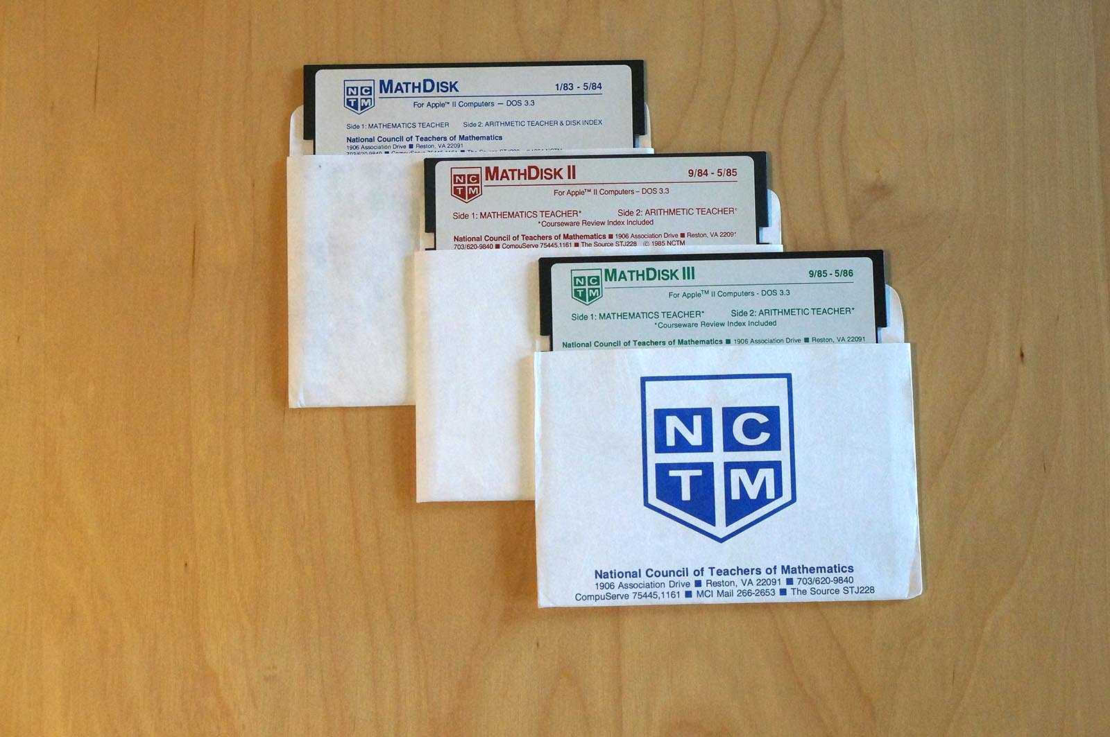 Apple II - 5.25 Disks