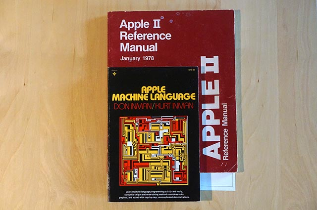Apple II - Literature