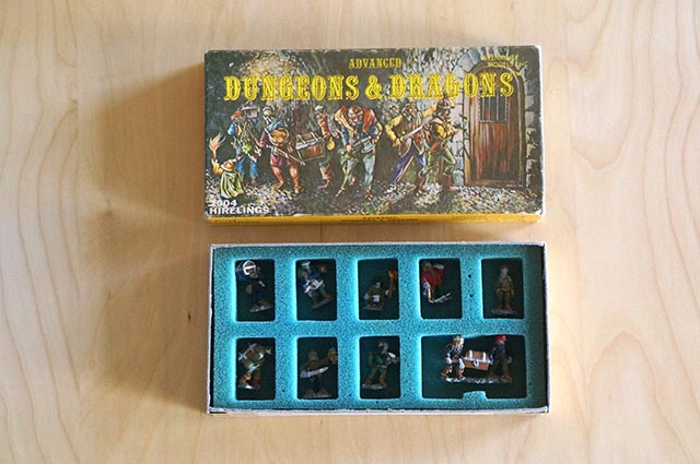 Advanced Dungeons & Dragons Miniatures