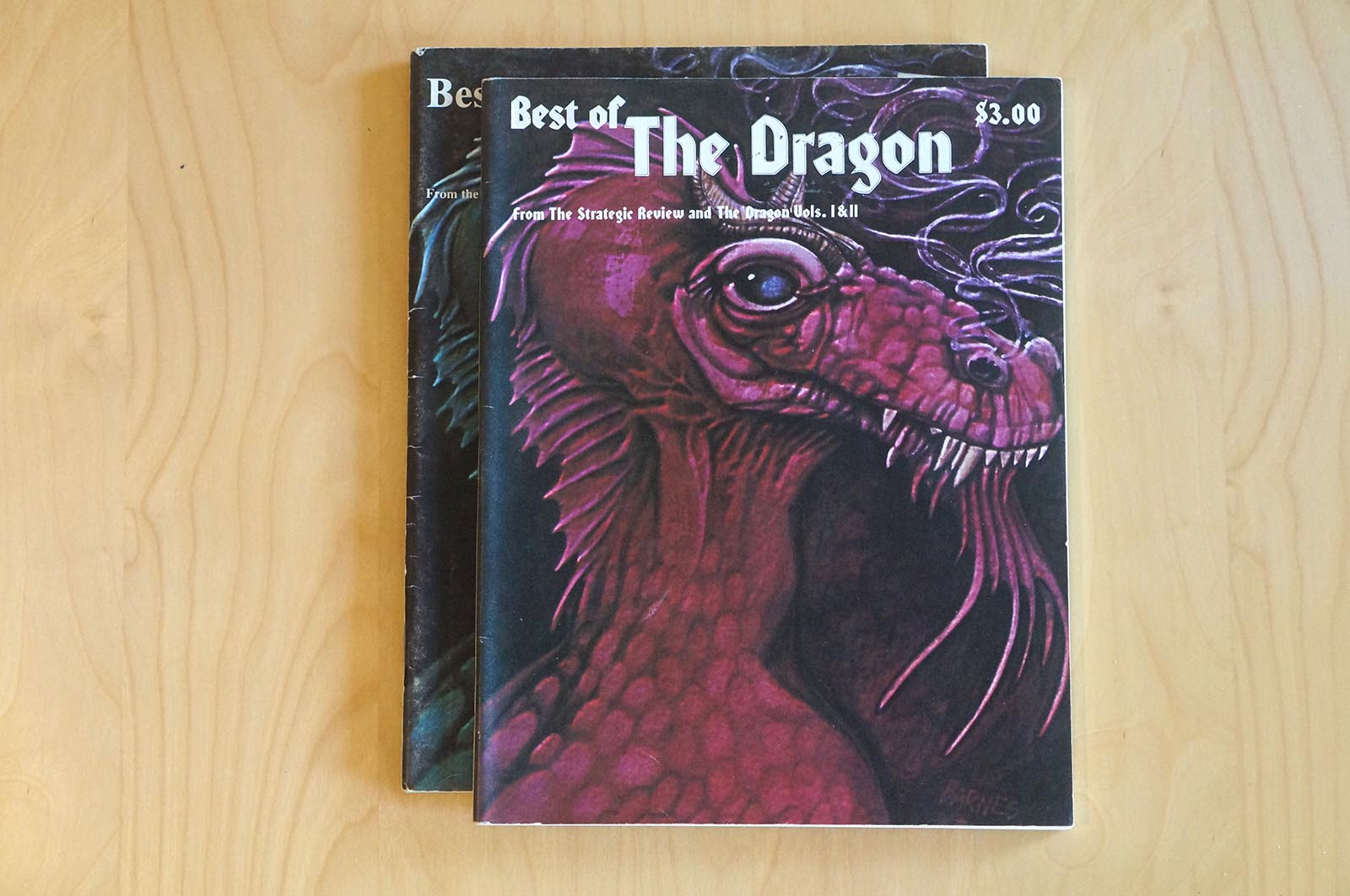 Dungeons & Dragons - The Dragon