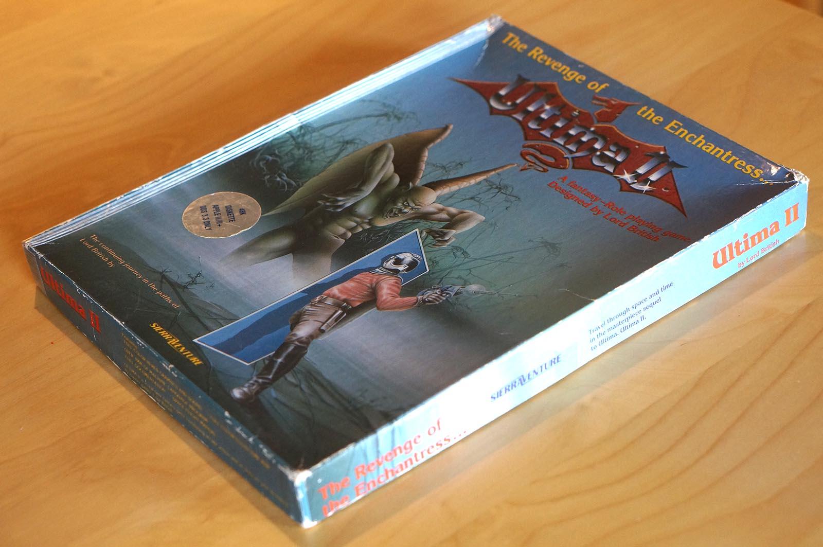 Apple II - Ultima II