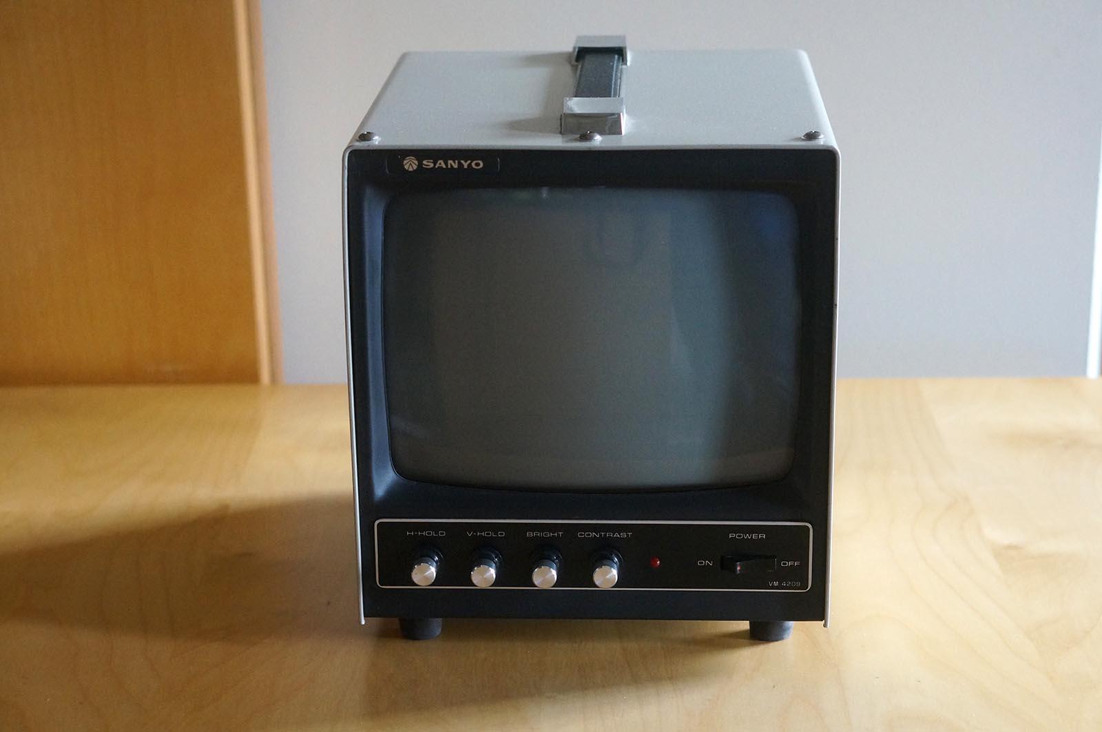 Sanyo VM 4209 Monitor