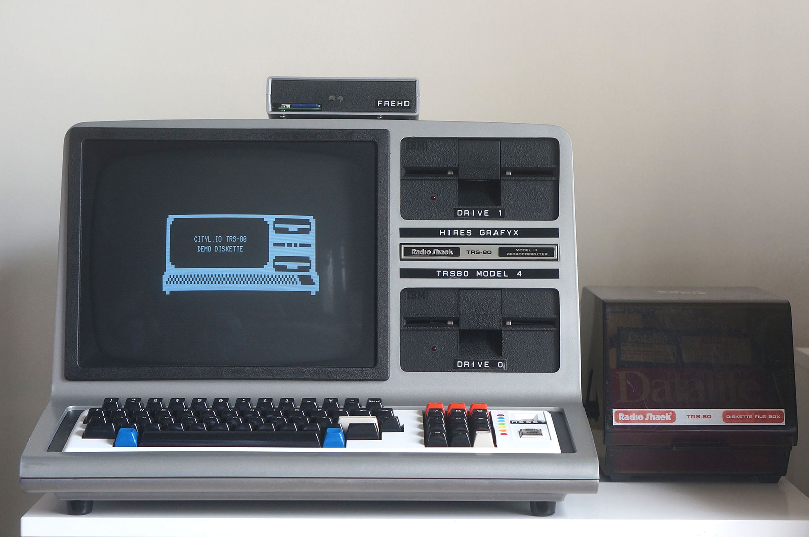 Hopped Up TRS-80 Model III