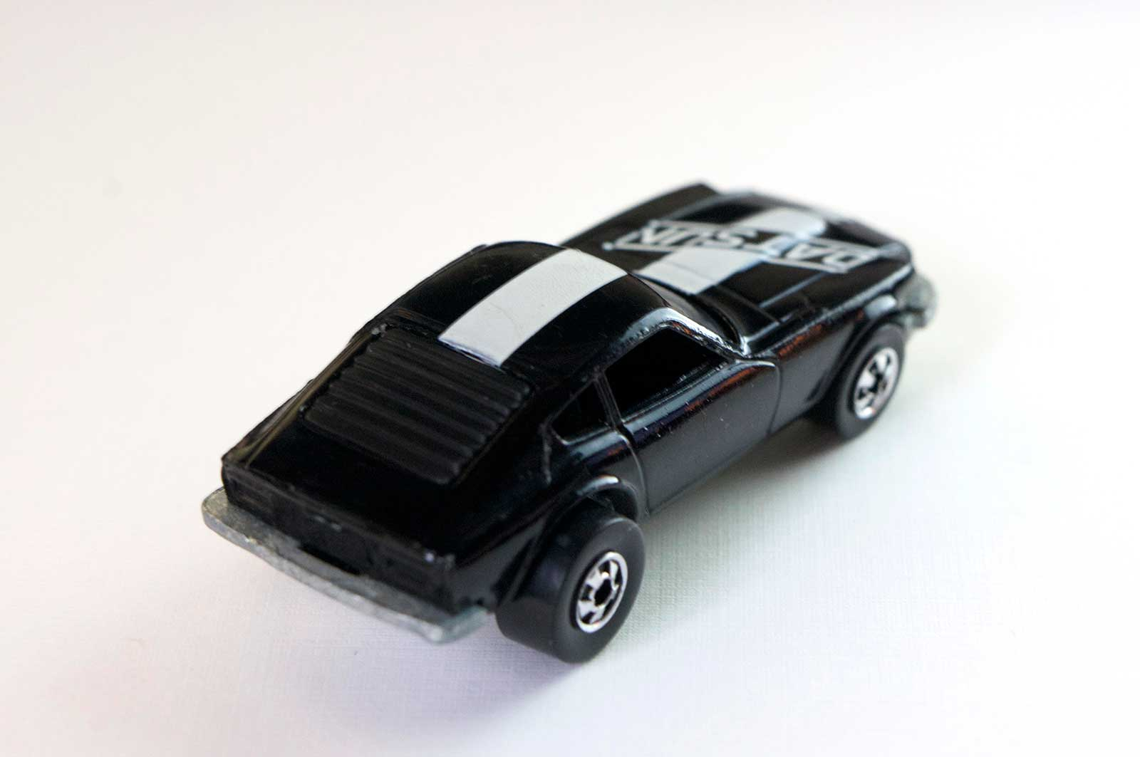Hot Wheels Black Z Whiz France