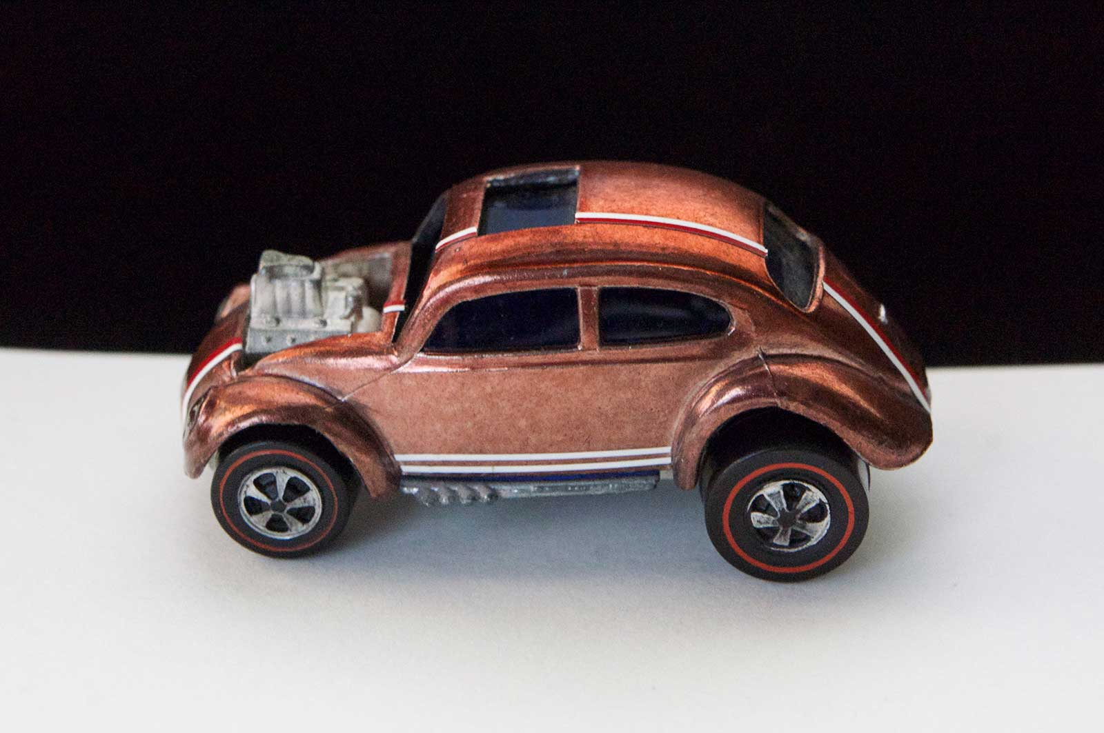 Hot Wheels Redline Vic Selotti Custom Volkswagen