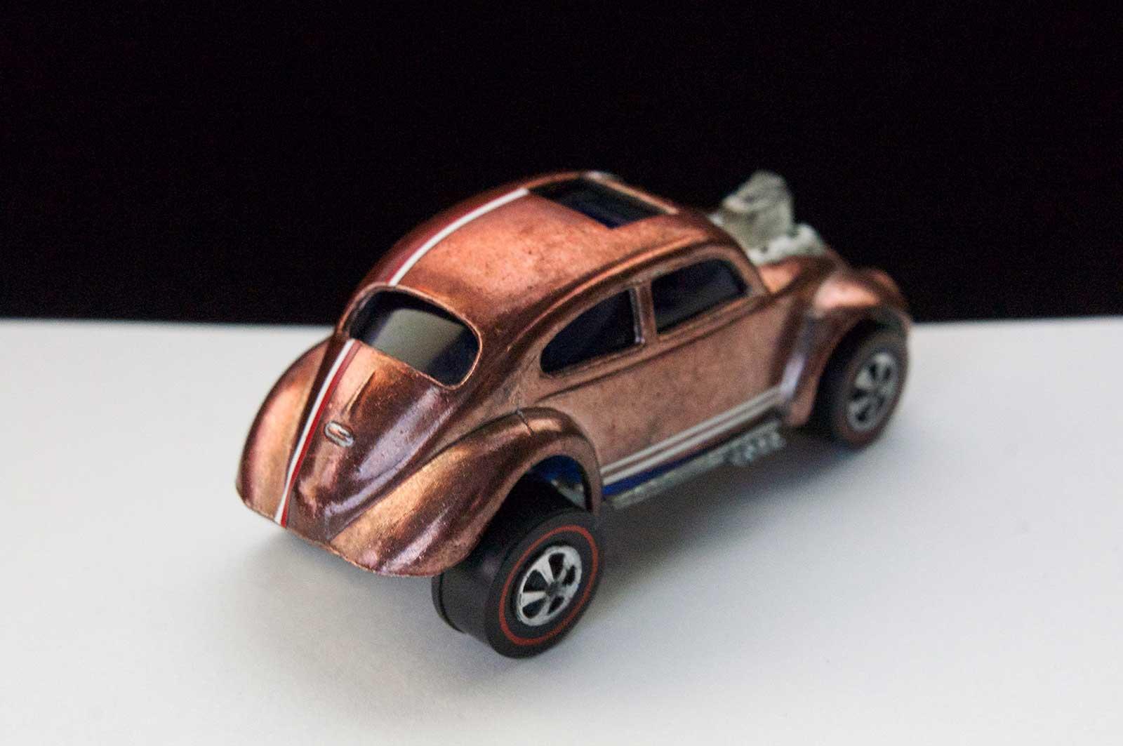 Hot Wheels Redline Vic Selotti Custom Volkswagen