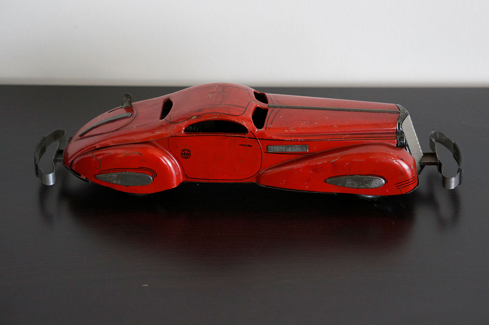 1936 Marx Reversible Coupe (The Marvel Car)