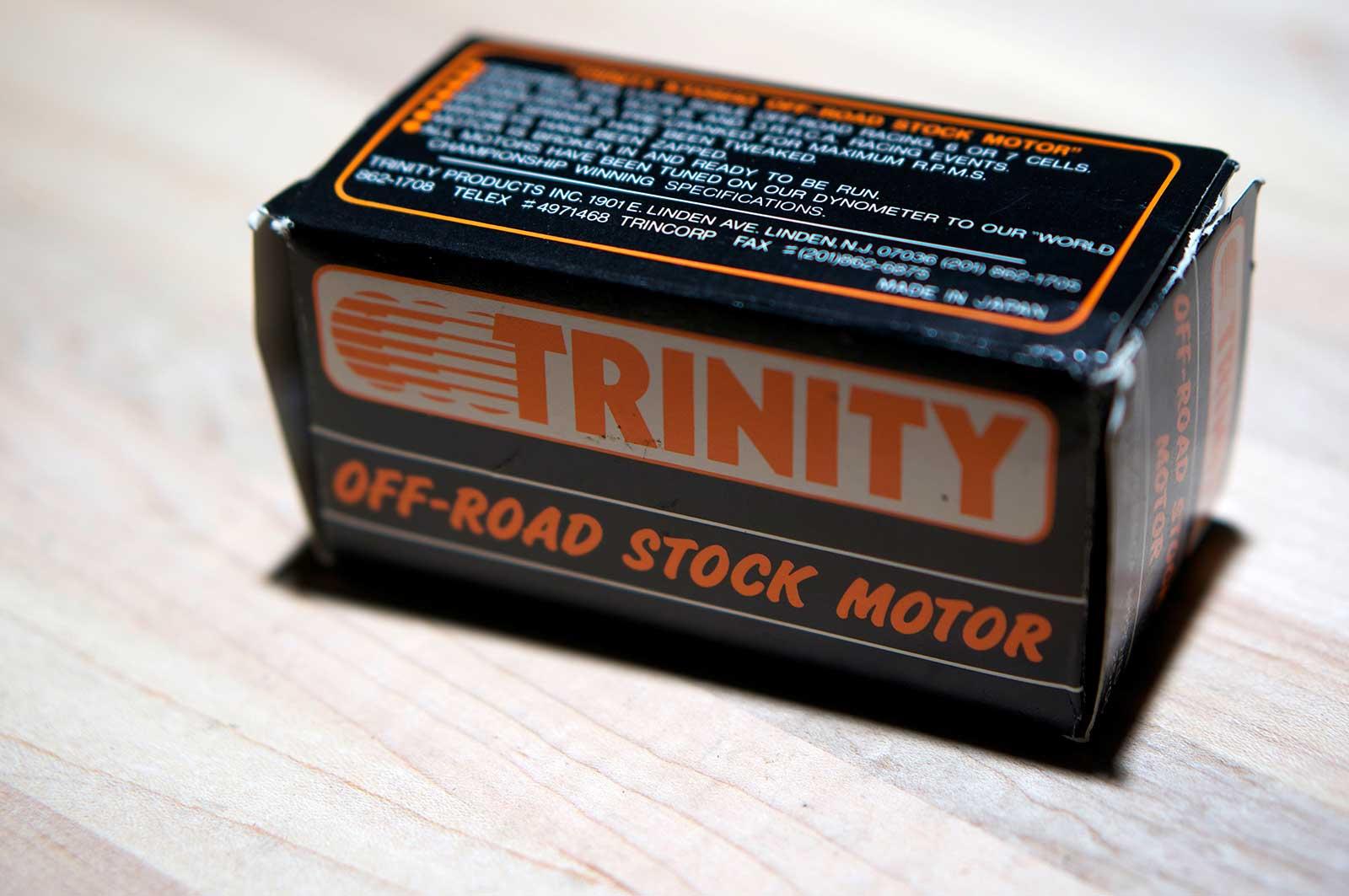 Trinity RC Motor Monster Horse Power 1985