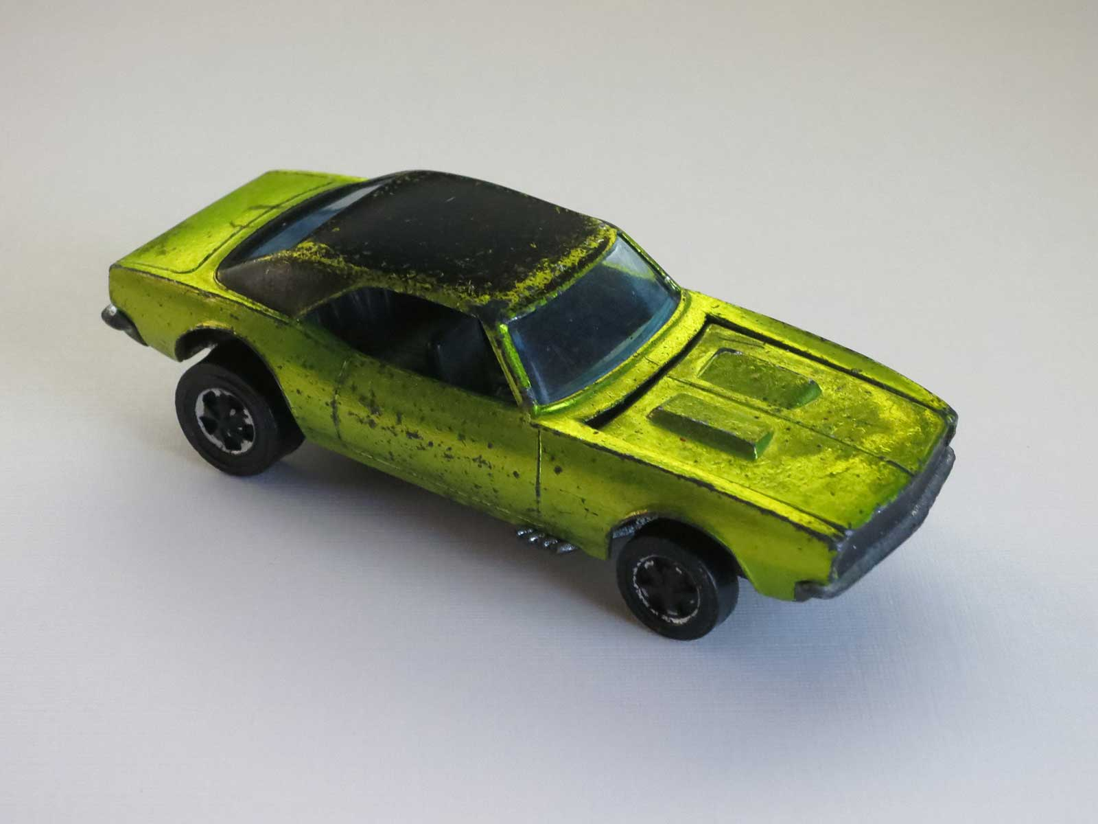 Hot Wheels Redline Anti-Freeze Custom Camaro HK Prototype