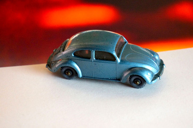 Matchbox Lesney 25b Volkswagen 1200